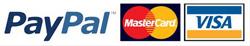 Pagamenti sicuri tramite Banca Sella e Paypal