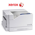 Stampante Laser a colori A3/ A4 Xerox Phaser 7500DN USB Ethernet Fronte Retro 35ppm