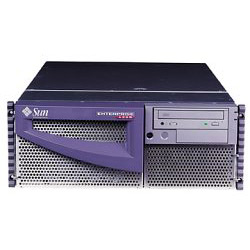 Server Sun Enterprise 420R 2x UltraSPARC II 450 MHz 512Mb 2x9Gb CD