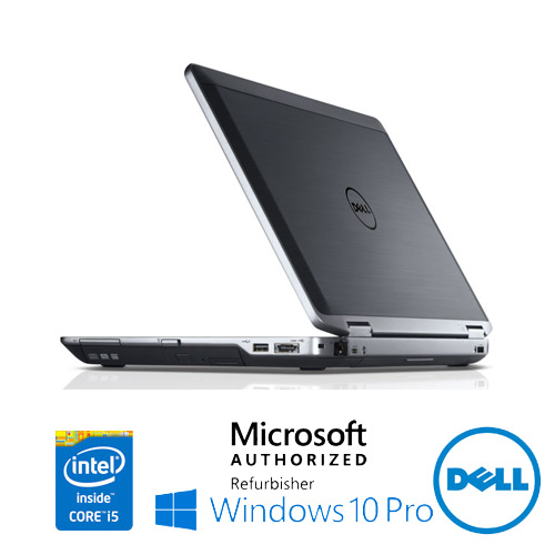 Notebook Dell Latitude E5430 Core i5-3320M 2.6GHz 8Gb Ram 256Gb SSD 14.1