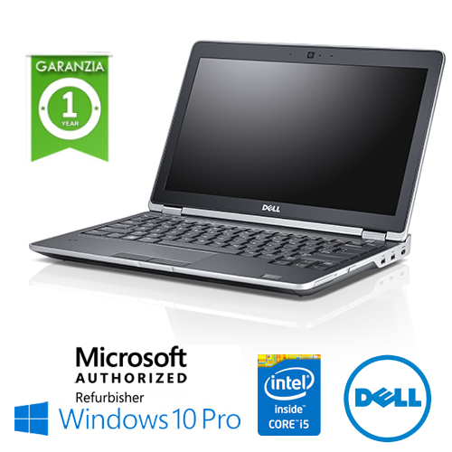 Notebook Dell Latitude E6230 Core i5-3320M 2.6GHz 4Gb 320Gb 12.5