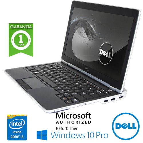 Notebook Dell Latitude E6230 Core i5-3340M 2.7GHz 4Gb 320Gb 12.5