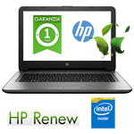 Notebook HP 14 14-ac107nl Intel N3050 2Gb 32Gb SSD 14.1