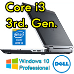 Notebook Dell Latitude E5530 Core i3-3130M 2.6GHz 4Gb Ram 500Gb DVDRW 15.6