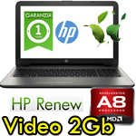 Notebook HP 15 15-af105nl AMD A8-7410 8Gb 1Tb 15.6