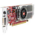 ATI Radeon X1300 Pro PCI express 256MB low profile HP P/N 413023-001