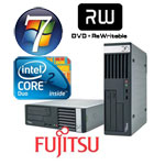 PC Fujitsu ESPRIMO E5720 Core2Duo E8300 2.83GHz 2048Mb 80Gb DVD�RW + Windows 7 HOME Premium