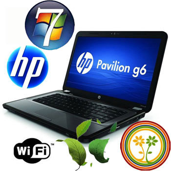 HP Pavilion G6-1332EL AMD Dual Core A4-3305M 1.9 GHz 4Gb 500Gb 15.6 HD BV LED ATI HD6480G WIN7