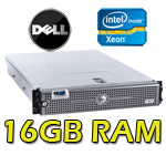 Server Dell PowerEdge 2950 [1] Intel Xeon E5405 12Mb Quad Core 2.0GHz 16Gb Ram [1]400Gb [1]73Gb Rack 2PSU