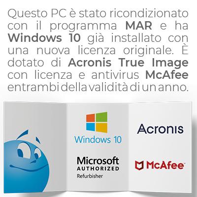 Microsoft Authorized refurbisher