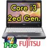 Notebook Fujitsu Lifebook P701 Core i3-2310M 2.1GHz 4Gb 320Gb 12.1' Webcam Windows 7 Professional