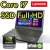 Workstation Lenovo ThinkPad W540 Core i7-4800MQ 4Gb 256Gb SSD 15.6' FHD Quadro K1100M 2Gb Windows 10 Pro 3Y