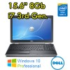 Notebook Dell Latitude E6530 Core i7-3520M 2.9GHz 4Gb 320Gb 15.6' DVDRW Windows 10 Professional