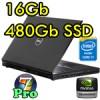 Mobile Workstation Dell Precision M4700Core i7-3520M 16Gb 480Gb SSD 15.6' nVIDIA Quadro K2000M Windows 7 Pro