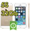 iPhone 5S 32Gb Oro A7 WiFi Bluetooth 4G Apple ME346LL/A Gold iOS 10