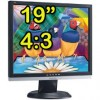 Monitor PC 19 Pollici ViewSonic VA926 LCD Black 4:3
