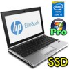 Notebook HP EliteBook 2170p Core i5-3427U 4Gb 128Gb SSD 11.6' LED Windows 7 Professional