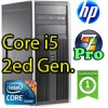 PC HP Compaq 8200 Elite Core i5-2400 3.1GHz 4Gb Ram 250Gb DVDRW Windows 7 Professional Tower