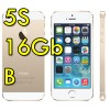 iPhone 5S 16Gb Oro A7 WiFi Bluetooth 4G MEME434IP/A ME334J/A Gold [GRADE B]