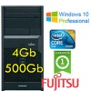 PC Fujitsu ESPRIMO P2560 Pentium E6700 3.2GHz 4Gb Ram 500Gb DVDRW Windows 10 Professional TOWER
