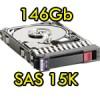 Hard Disk per Server HP SAS 2.5' 146Gb 15K Hot Swap per Proliant DL ML BL G5 G6 G7