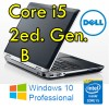 Notebook Dell Latitude E6420 Core i5-2520M 2.5GHz 4Gb Ram 250Gb 14.1' DVDRW Windows 10 Professional [GRADE B]