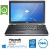 Notebook Dell Latitude E6530 Core i5-3320M 2.6GHz 4Gb 320Gb 15.6' DVD-RW Windows 10 Professional