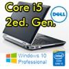 Notebook Dell Latitude E6420 Core i5-2520M 2.5GHz 4Gb Ram 250Gb 14.1' DVD WEBCAM Windows 10 Professional