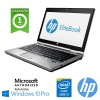 Notebook HP EliteBook 2570p Core i5-3210M 2.5GHz 8Gb 128Gb SSD 12.5' HD Windows 10 Professional