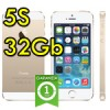 iPhone 5S 32Gb Oro A7 WiFi Bluetooth 4G Apple ME346LL/A Gold iOS 10