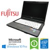 Notebook Fujitsu Lifebook S782 Core i5-3230M 4Gb 320Gb DVD-RW 14.1' Windows 10 Professional