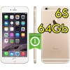 iPhone 6S 64Gb Gold MG4F2QL/A Tesco Oro 4.7' Originale