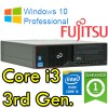 PC Fujitsu Esprimo E510 Core i3-3220 3.3GHZ 4Gb Ram 250Gb DVDRW Windows 10 Professional