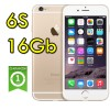 iPhone 6S 16Gb Gold MG492LL/A Oro 4G Wifi Bluetooth 4.7' 12MP Originale iOS 10