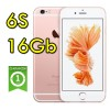 iPhone 6S 16Gb GoldRose MKQM2QL/A Oro Rosa 4G Wifi Bluetooth 4.7' 12MP Originale iOS 10