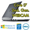 Notebook Dell E6420 Core i7-2760QM 2.4GHz 8Gb Ram 320Gb 14.1' DVDRW WEBCAM Windows 10 Professional