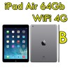 iPad Air 64Gb Grigio Siderale WiFi Cellular 4G 9.7' Retina Bluetooth Webcam SpaceGray MD793FD/A [GRADE B]