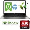 Notebook HP G 15-ba073nl A8-7410 2.2GHz 8Gb 1Tb 15.6' AMD Radeon R5 Windows 10 HOME