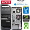 Workstation Lenovo ThinkStation S30 Xeon E5-1660 v2 16Gb 256Gb SSD DVD Quadro K4000 2Gb Windows 10 Pro