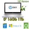 Notebook HP ENVY 15-as002nl Core i7-6500 2.5GHz 16Gb Ram 1Tb 15.6' FHD Windows 10 HOME