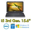 Notebook Dell Latitude E5530 Core i3-3120M 2.5GHz 4Gb Ram 320Gb DVDRW 15.6' LED Windows 10 Professional