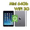 Apple iPad Mini 64Gb WiFi Webcam Bluetooth Black MB294LL/A