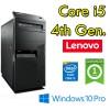 PC Lenovo ThinkCenter M93p Core i5-4570 3.2GHz 8Gb Ram 500Gb Windows 10 Professional Tower