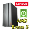 Lenovo IdeaCentre  AMD Ryzen 5 8gb Ram 1Tb HD AMD Radeon RX 5500 4 GB GDDR5 DVDRW Windows 10 HOME