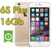iPhone 6S Plus 16Gb Gold A9 MKU32FS/A Oro 4G Wifi Bluetooth 5.5' 12MP Originale
