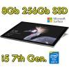 Microsoft Surface PRO 4 1796 Intel i5-7200U 2.5GHz 8Gb Ram 256Gb SSD 12.3'  Windows 10 Pofessional