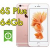 iPhone 6S Plus 64Gb RoseGold A9 MKU92J/A 4G Wifi Bluetooth 5.5' 12MP Originale