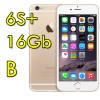 iPhone 6S Plus 16Gb Gold A9 MKU32FS/A Oro 4G Wifi Bluetooth 5.5' Originale iOS 11 [GRADE B]
