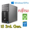 PC Fujitsu Esprimo P510 Core i5-3470 3.2GHz 4Gb Ram 500Gb DVDRW Windows 10 Professional Tower