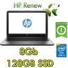 Notebook HP 15-bs064nl Core i3-6006U 8Gb 128SSD 15.6' HD BV LED Windows 10 HOME